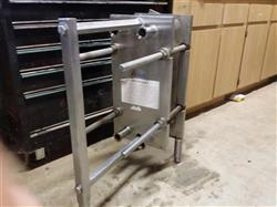 209813 - APV SR15S Stainless Heat Exchanger