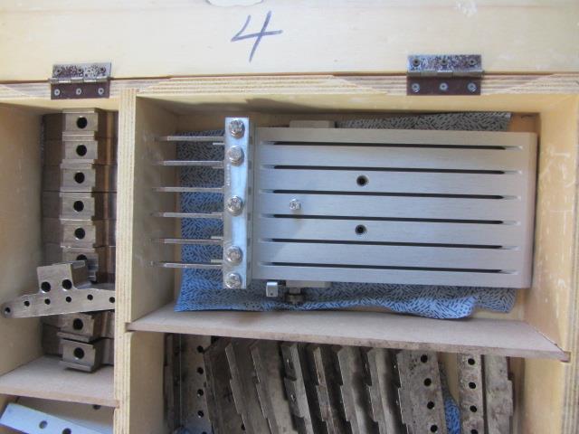 Image ROMACO Macofar 40 Capsule Filler Change Parts 4 623144