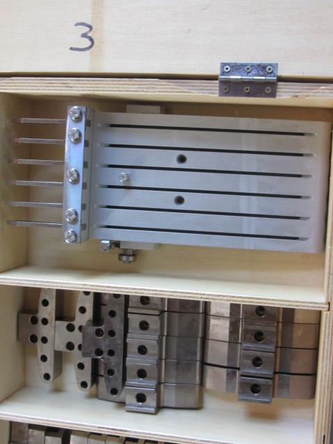 Image ROMACO Macofar 40 Capsule Filler Change Parts 3 623147