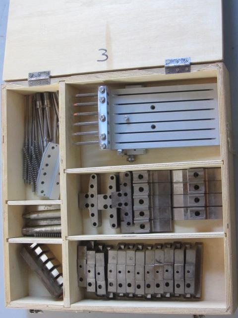 Image ROMACO Macofar 40 Capsule Filler Change Parts 3 623148