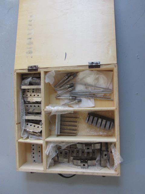 Image ROMACO Macofar 40 Capsule Filler Change Parts 1 623153