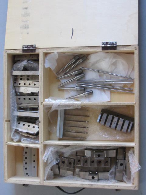 Image ROMACO Macofar 40 Capsule Filler Change Parts 1 623154