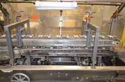 Image ADCO Horizontal Automatic Continuous Motion Wrap-Around Carton Sleever 624293