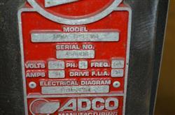 Image ADCO Horizontal Automatic Continuous Motion Wrap-Around Carton Sleever 624296