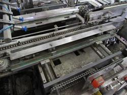 Image ADCO Horizontal Automatic Continuous Motion Wrap-Around Carton Sleever 811172