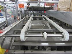 Image ADCO Horizontal Automatic Continuous Motion Wrap-Around Carton Sleever 892084