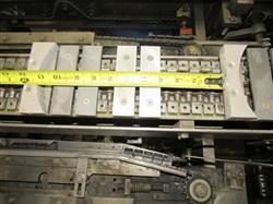 Image ADCO Horizontal Automatic Continuous Motion Wrap-Around Carton Sleever 892086