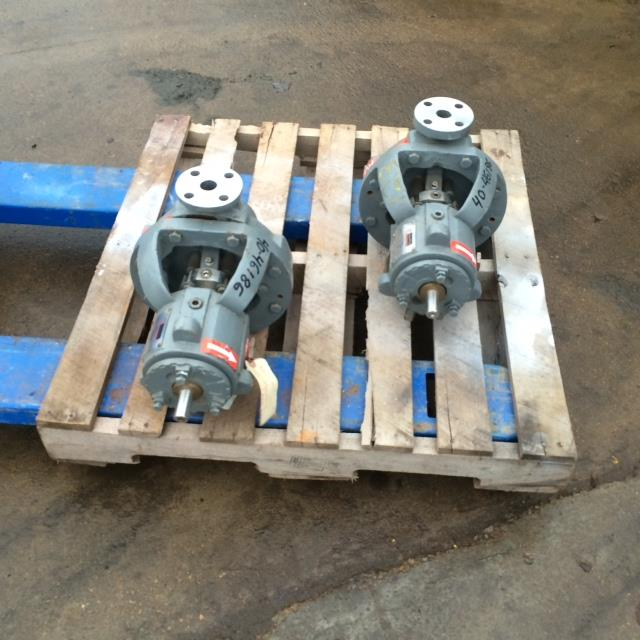 "Image 1.5"" X 1"" ANSI PRO ADP-G1 Stainless Steel Centrifugal Pump 624929"