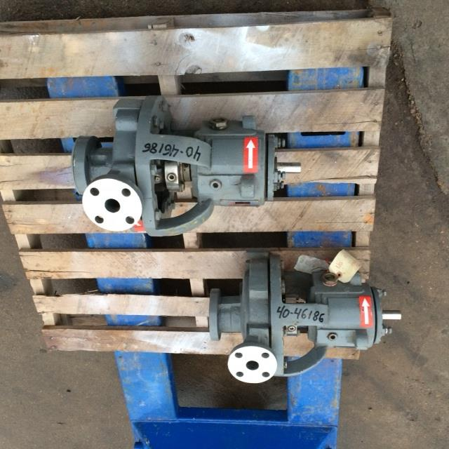 "Image 1.5"" X 1"" ANSI PRO ADP-G1 Stainless Steel Centrifugal Pump 624930"