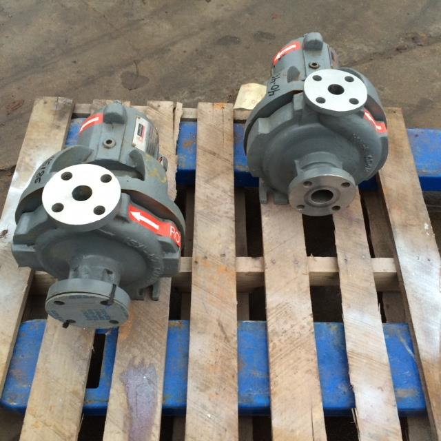 "Image 1.5"" X 1"" ANSI PRO ADP-G1 Stainless Steel Centrifugal Pump 624931"