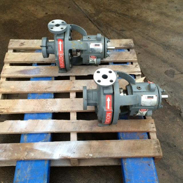 "Image 1.5"" X 1"" ANSI PRO ADP-G1 Stainless Steel Centrifugal Pump 624932"
