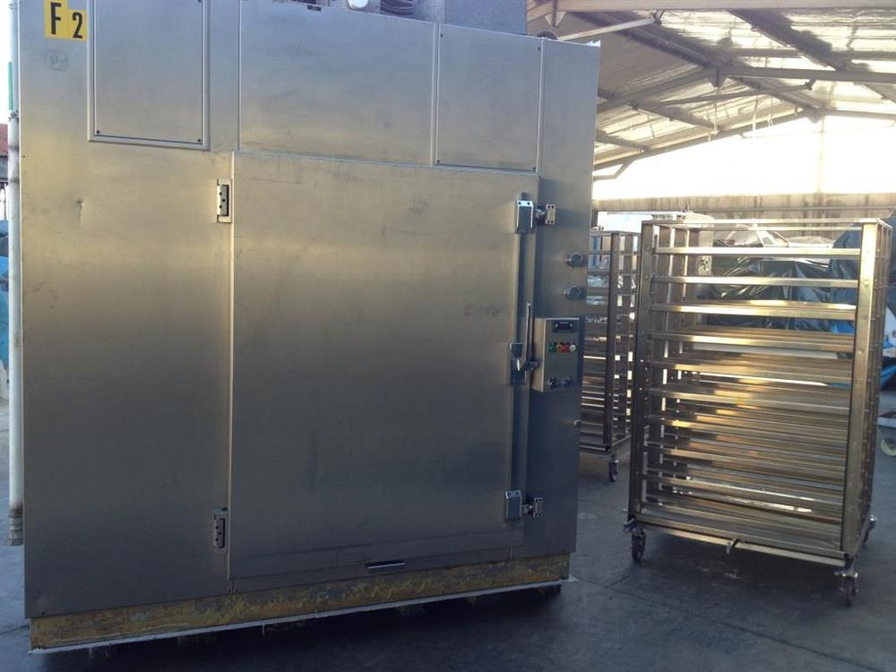 VISMARA Model Sterilmat 2280-F Sterilization and Depyrogenation Oven