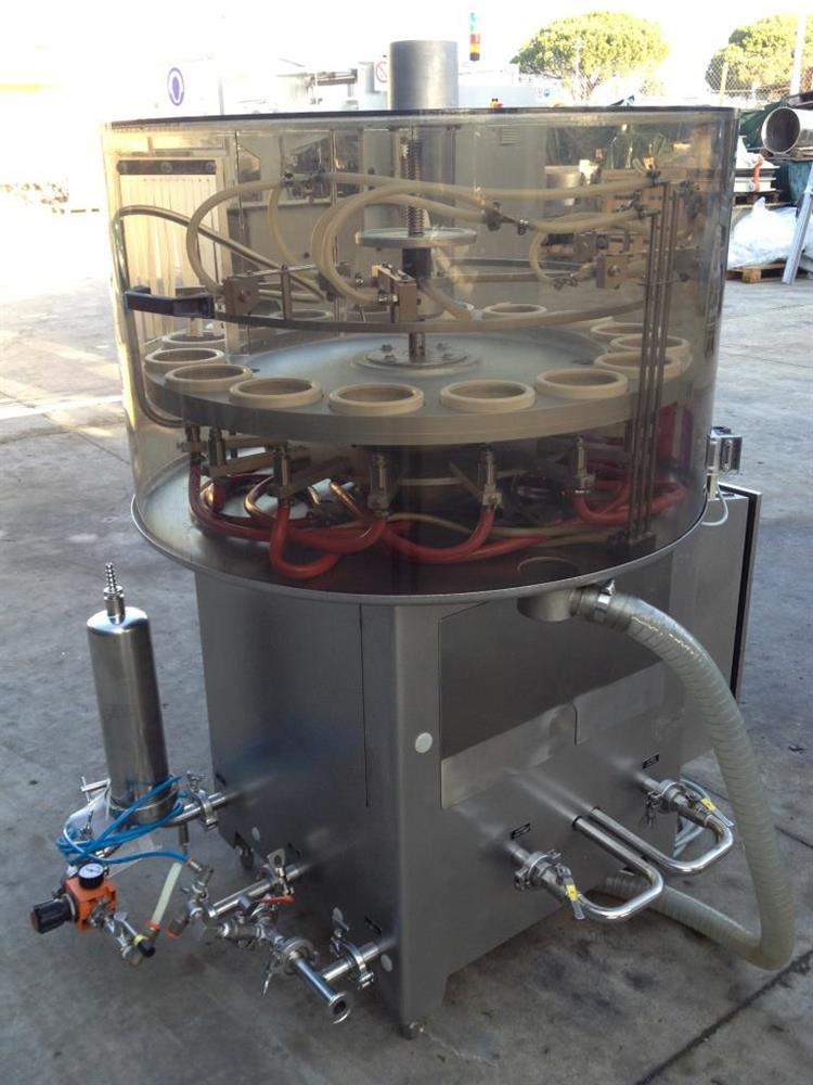 BAUSCH STROBEL Rotary Bottle Washer