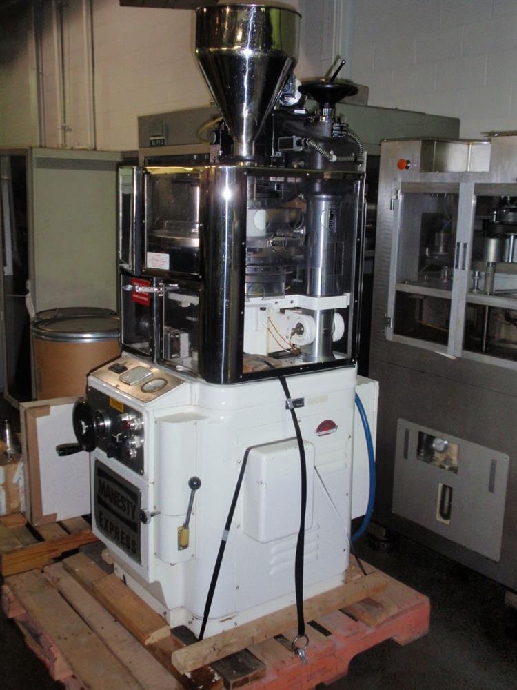 Image 25 Station MANESTY EXPRESS XP-25 Rotary Tablet Press 625923