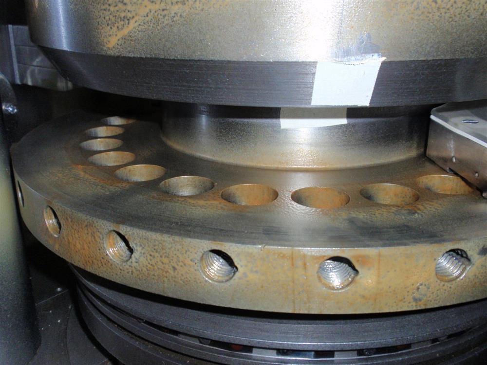 Image 25 Station MANESTY EXPRESS XP-25 Rotary Tablet Press 625926