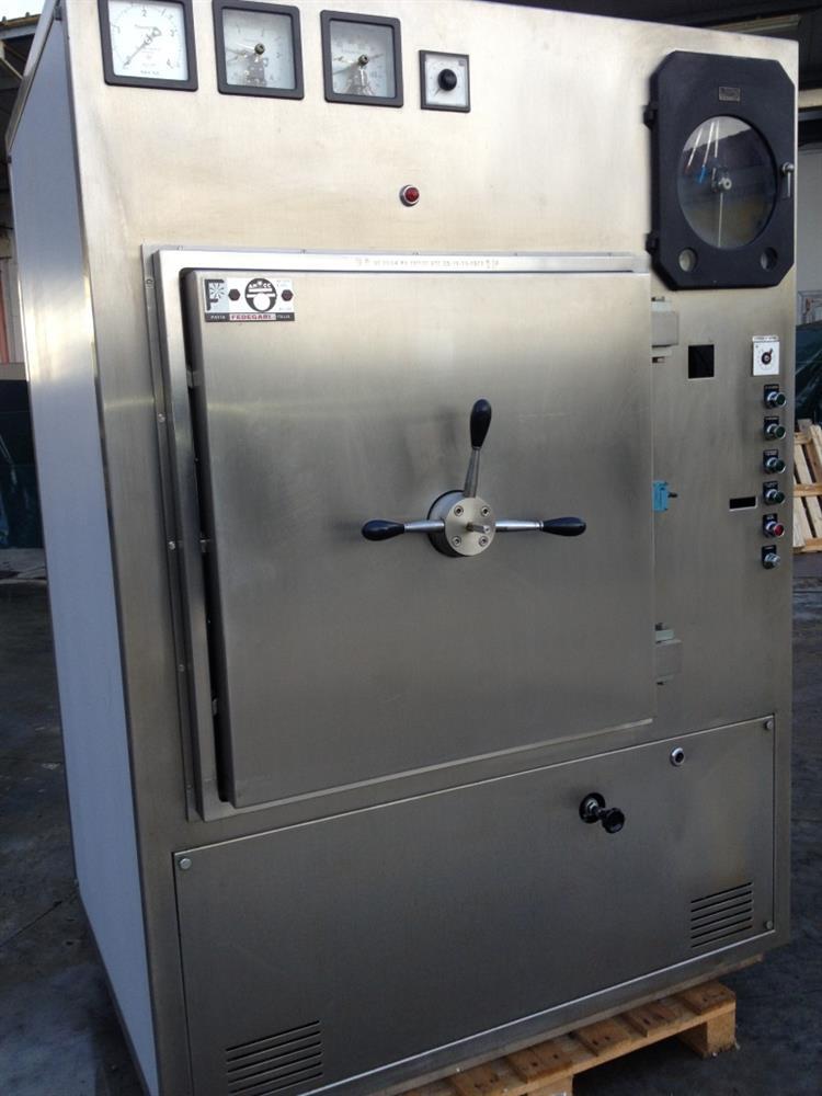 FEDEGARI FO 3 Industrial Steam Sterilizer