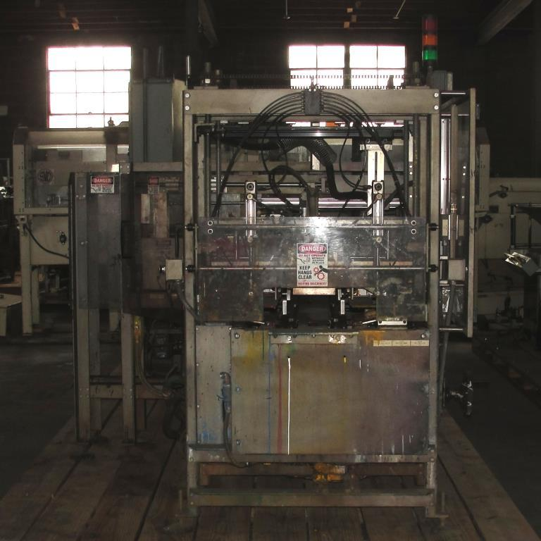 Image SV DICE 127WA Wrap Around Case Packer 626538