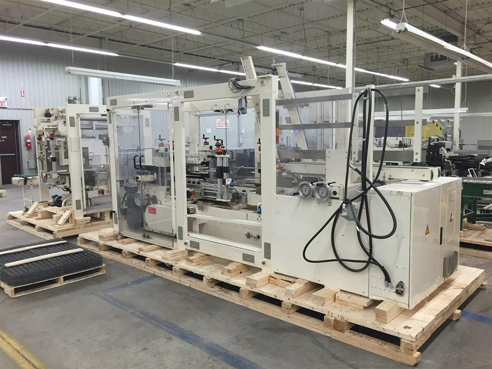 Image FOCKE AND COMPANY Case Packer  626697