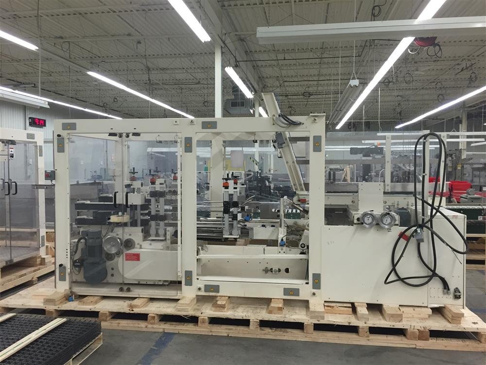Image FOCKE AND COMPANY Case Packer  626700