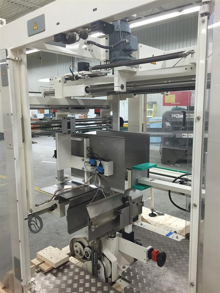 Image FOCKE AND COMPANY Case Packer  626687