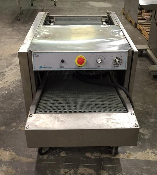 superior tortilla machine