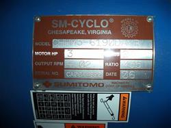 Image SUMITMO CHHM3-6190DayB SM-Cyclo Induction Motor 626814