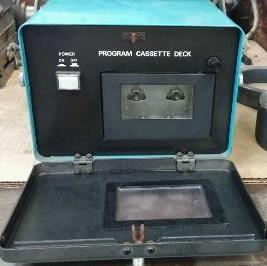 MAZAK Program Casette Deck