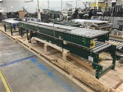 211408 - 50' WECON Line Shaft Conveyor