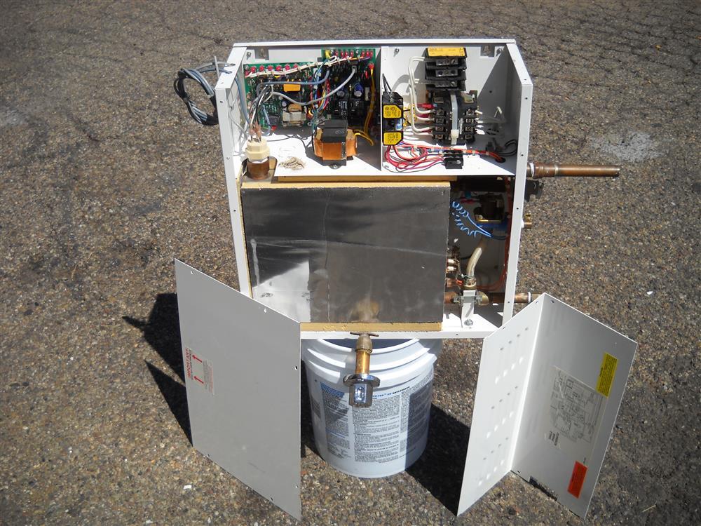 18KW STEAMIST Steambath Generator