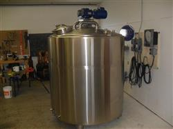 211498 - 1,000 Gallon Process Tank