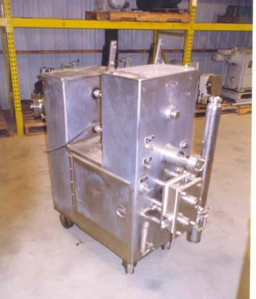 Image CREPACO S410 Fruit and Ingredient Feeder 628501