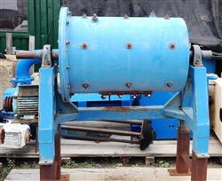 212503 - 2' DIA. X 3'L, Batch Ball Mill