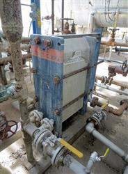 Image APV Stainless Steel Plat & Frame Heat Exchanger 634362