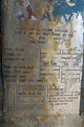 Image APV Stainless Steel Plat & Frame Heat Exchanger 634363