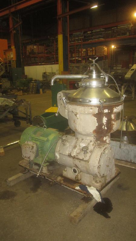 Alfa laval srg214 15hh disc 212960 for sale used for Equipement restaurant laval