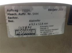 Image RHEIN-NADEL vibratory cap sorter model SRC-N250-2L 635164