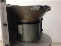 Image RHEIN-NADEL vibratory cap sorter model SRC-N250-2L 635165