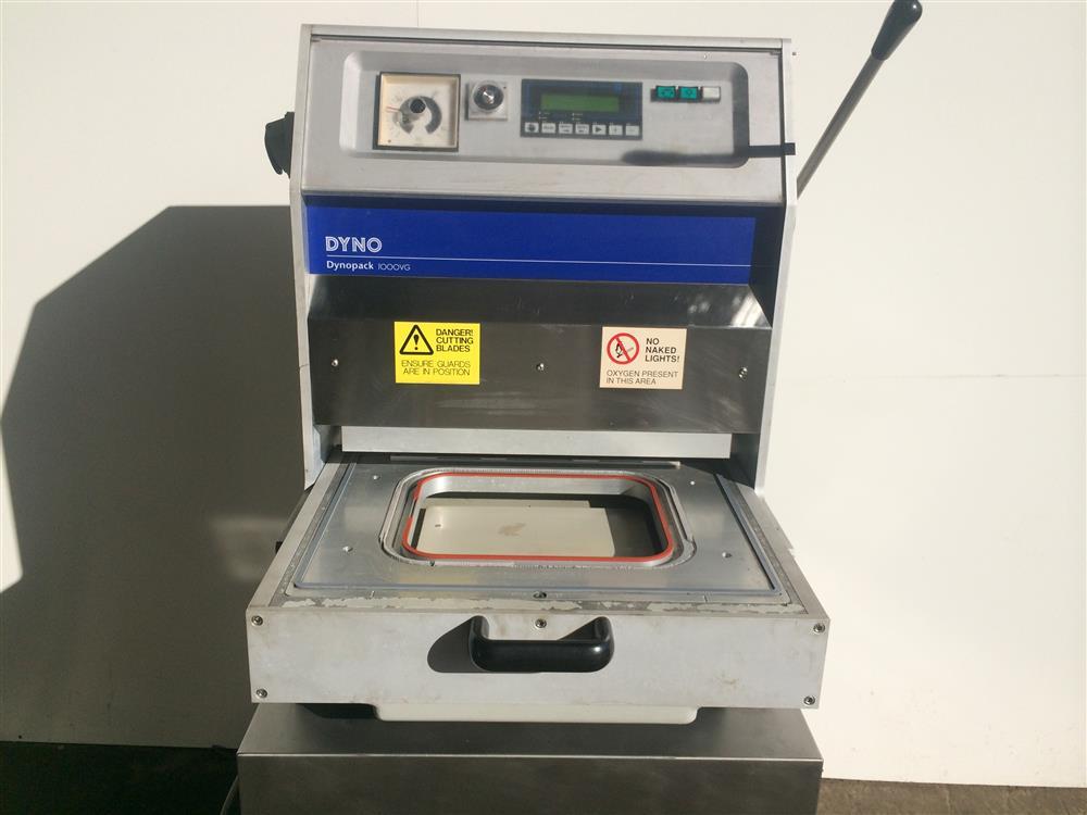 MECAPLASTIC 1000VG Tray Sealer