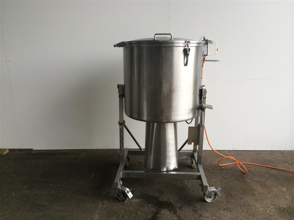 FOODTECH 250L Mixer