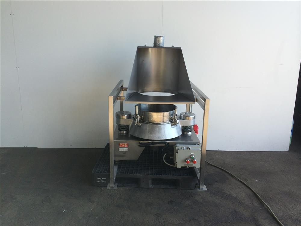 RUSSELL 17500 Vibratory Sieve