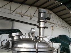 Image LIOTECNICA Agitated Mixing Tank - Homogenizer 639652