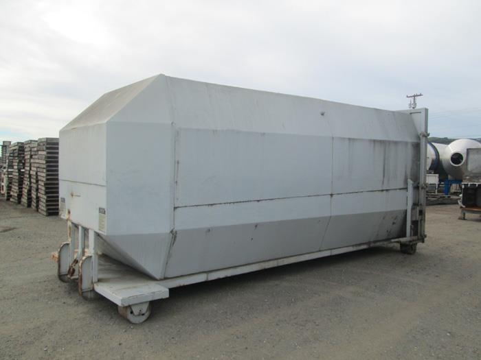 gilbreath trash compactor - 214011 for sale used