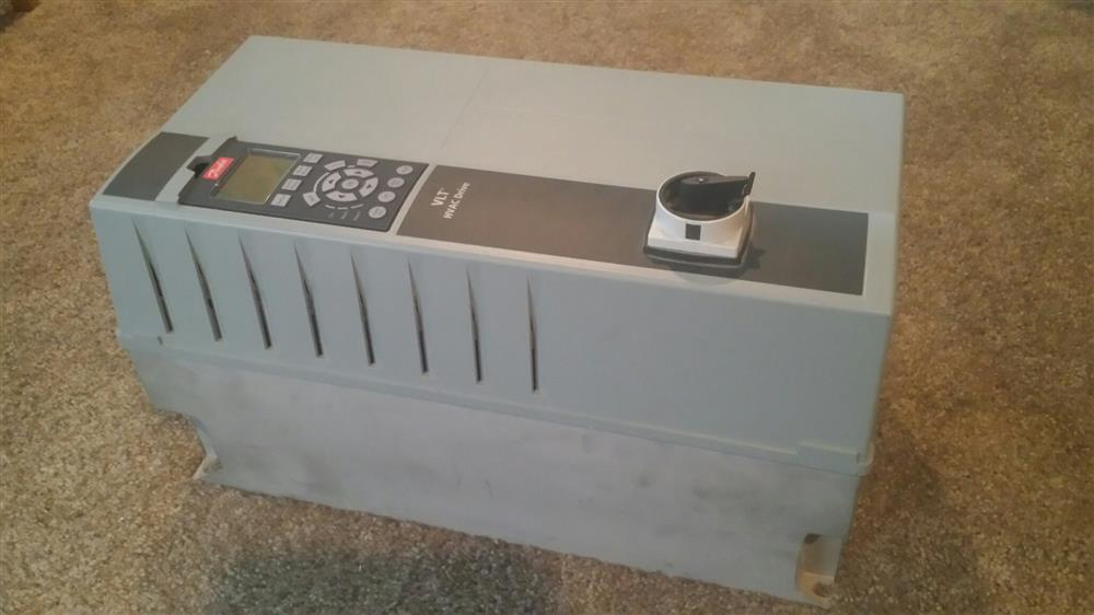 Image DANFOSS VLT HVAC Frequency Drive 640373