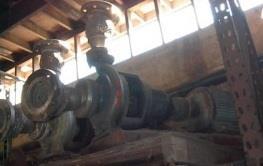 DEAN BROS. 2x3x8.5ph-231 Centrifugal Pump