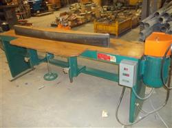 214391 - FLETCHET/TOLBERT FT-20 Edge Sander