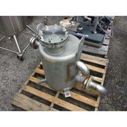 214425 -  12 Gallon 316L Stainless Steel Tank