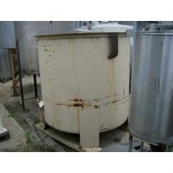 214430 -  500 Gallon Carbon Steel Tank