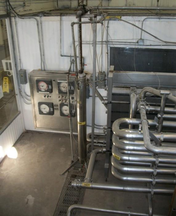 4200 gph concentrate alfa 214453 for sale used for Equipement restaurant laval