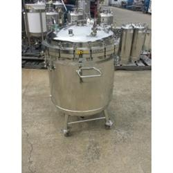 214465 -  125 Gallon ALLOY PRODUCTS Stainless Steel Reactor