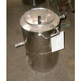 Image 2 Gallon Stainless Steel Kettle 641475
